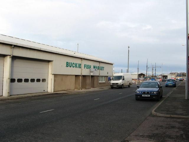 Buckie Fish Market