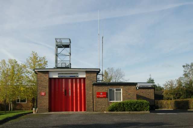 Totton fire station
