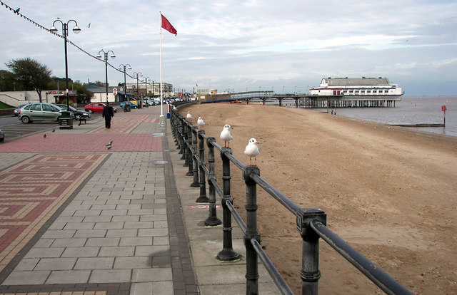 Central Promenade, Cleethorpes