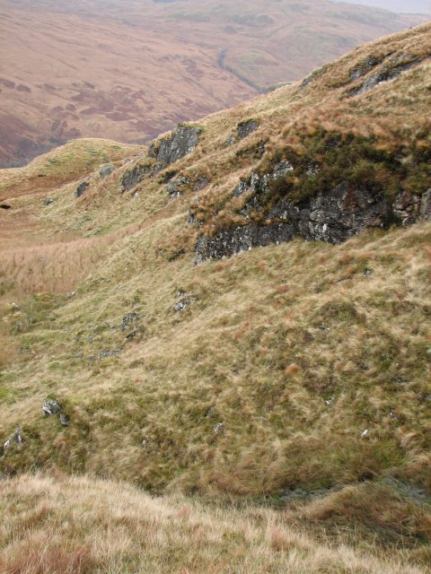 Crags, Ben Glas