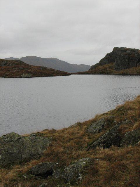 Lochan a' Chaisteil
