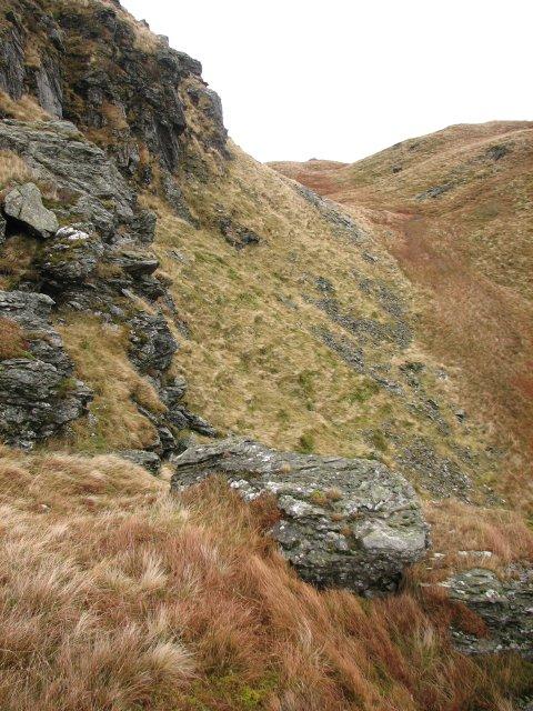 Crags, Meall nan Tarmachan