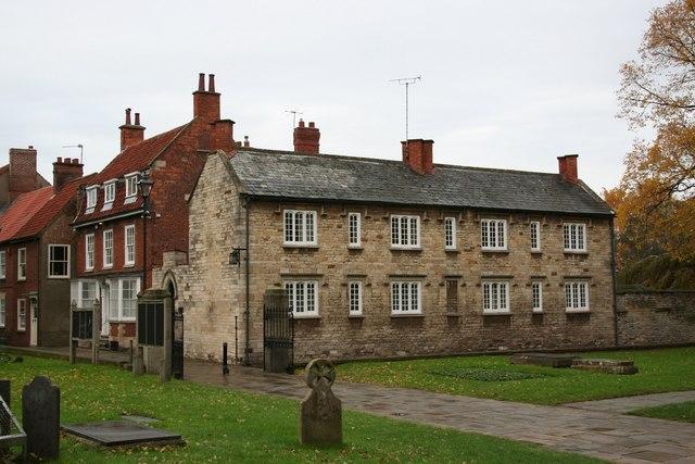 Hurst's Almshouses