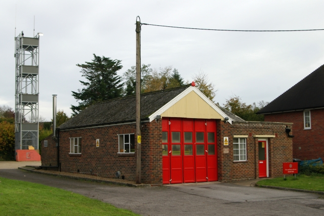 Droxford fire station
