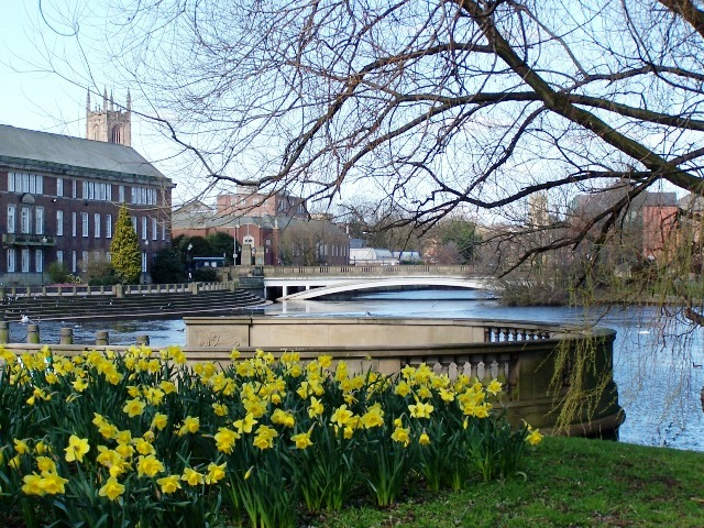 Riverside Gardens, Derby
