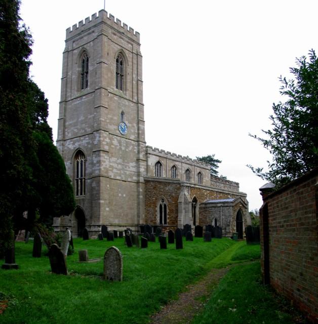 St Peter's Church Langton