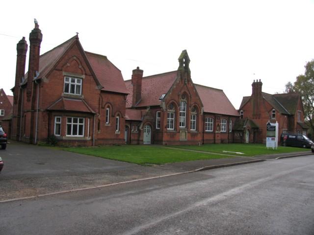 Old School at Church Langton