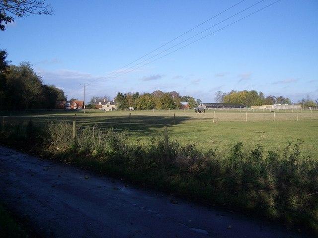 Parkhill Farm, Castle Ashby