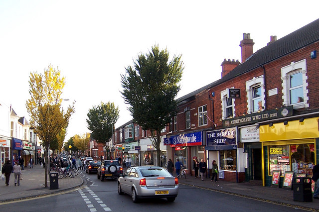 St. Peter's Avenue, Cleethorpes