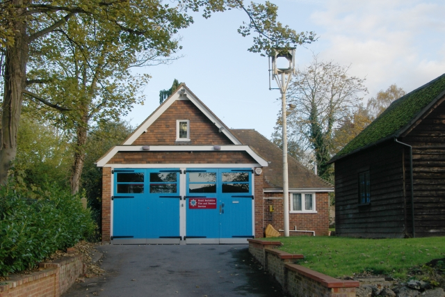 Sonning fire station