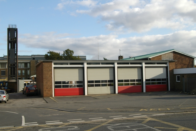 Slough fire station
