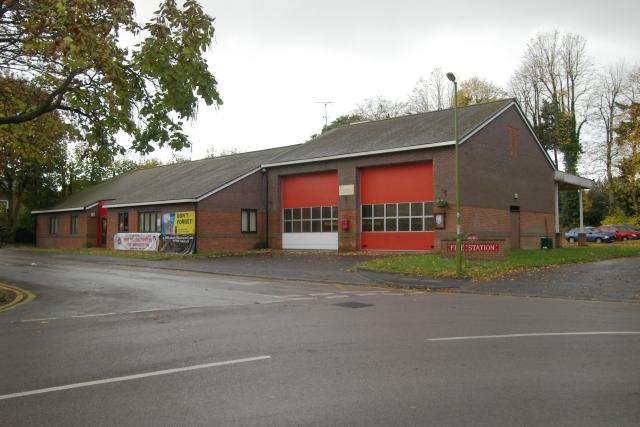 Harpenden fire station