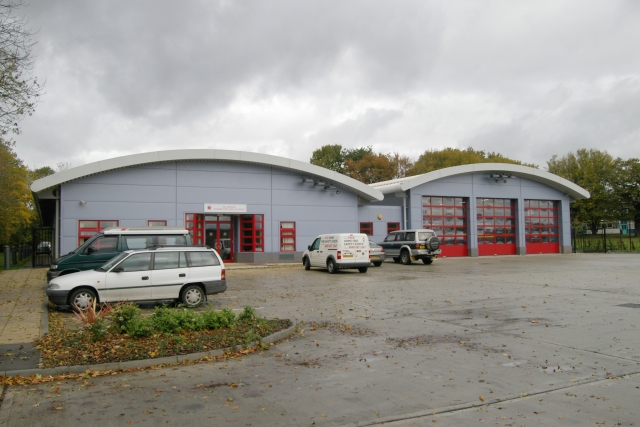St Albans fire station
