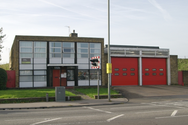 Staines fire station