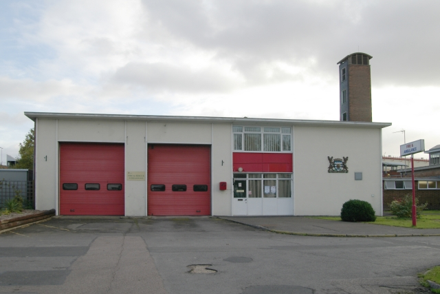 Borehamwood fire station