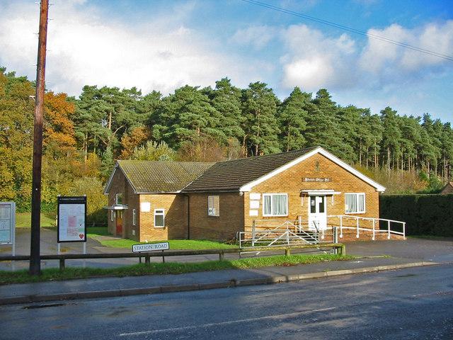 Village hall Alderholt Dorset