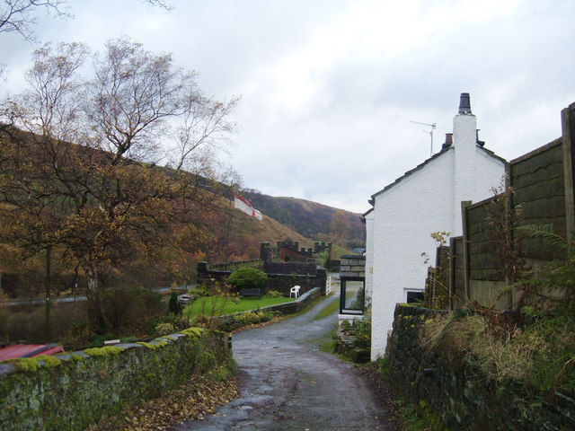 Cottages at Warland