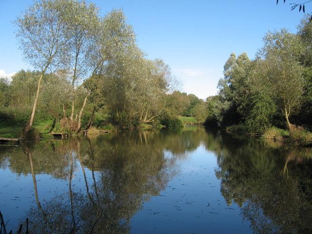 Carr Lane Pond, Prescot