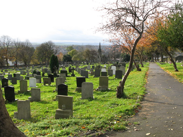 Heckmondwike Cemetery