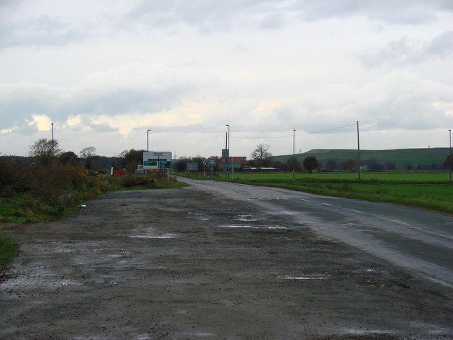 Balne Moor Crossroads