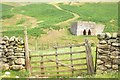 NY6434 : Ardale Limestone Kiln by Tom Brewis