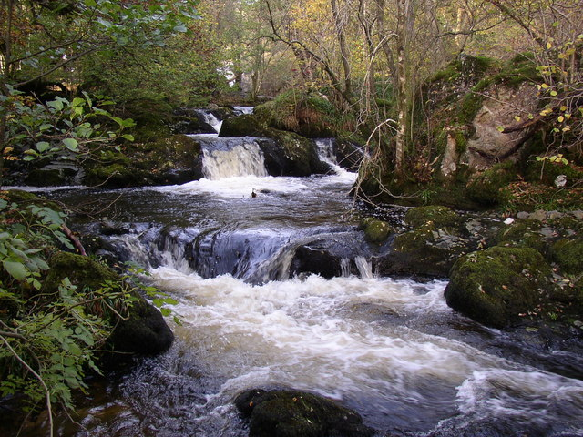 Rapids on the Aira Beck, Watermillock township, Matterdale CP