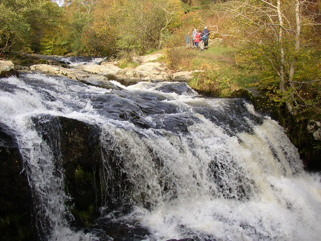 High Force, Watermillock township, Matterdale CP
