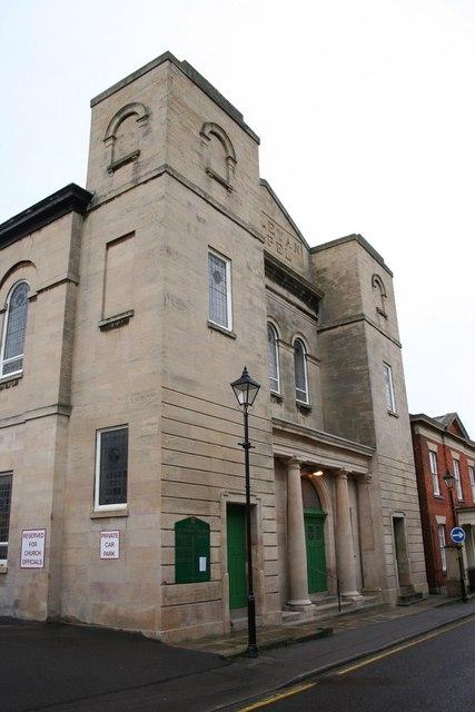 Finkin Street Wesleyan Chapel