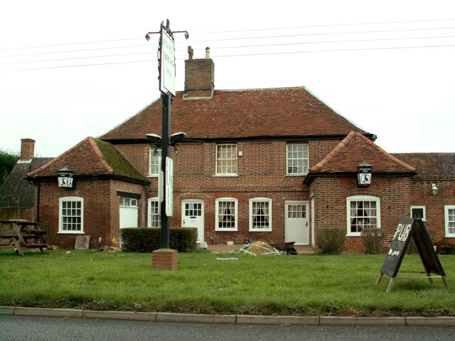 'Barking Fox' inn