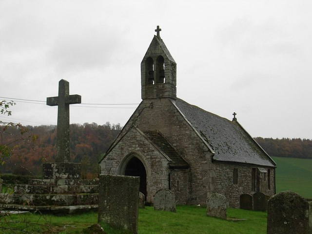 St. David's Church, Trostrey