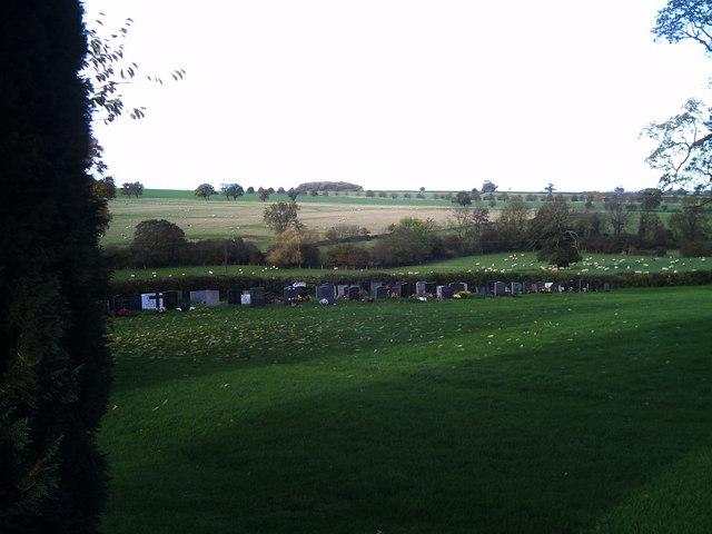 Cemetery Woolsthorpe