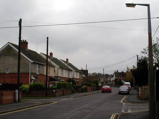 Mylen Road, Andover