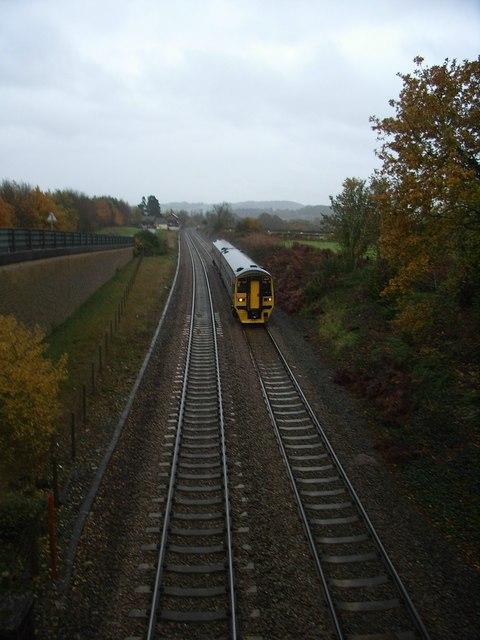 Penpergwm station