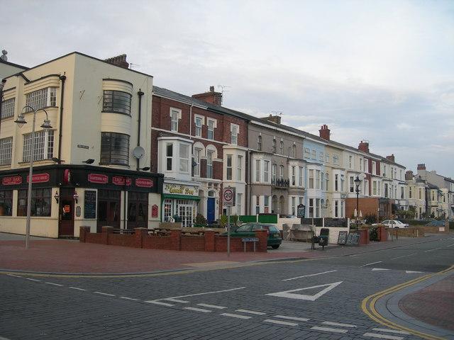 Bath Street, Southport