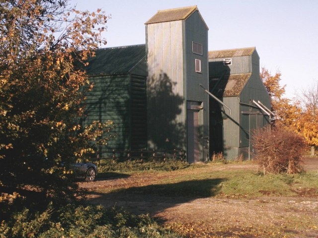 Farm Buildings at Rectory Farm