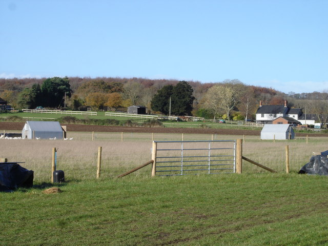 Haskell's Farm, Martin Drove End