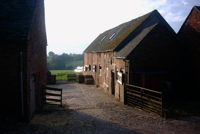 Farm Outbuildings