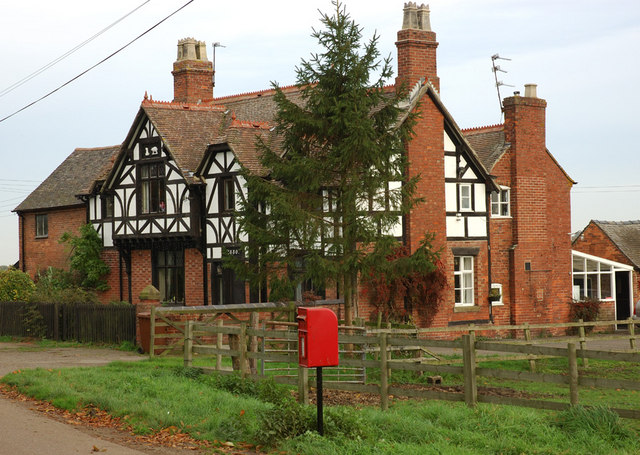The Gables, Calke