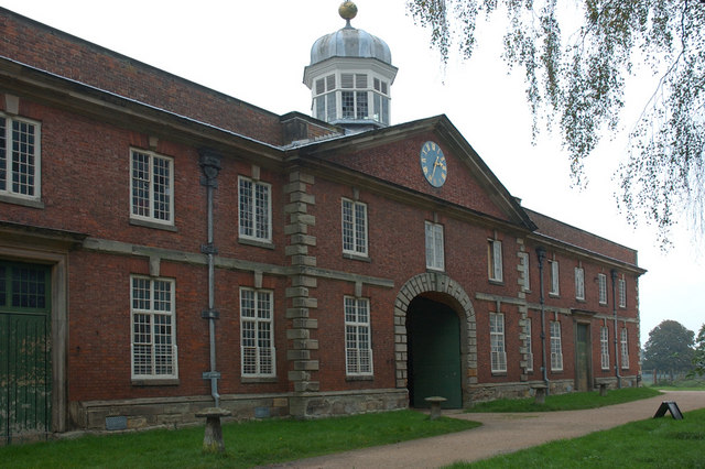 The Stables, Calke Abbey