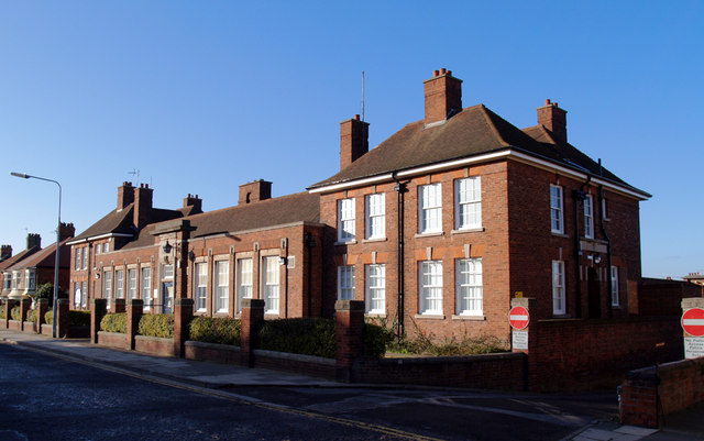 Cleethorpes Police Station