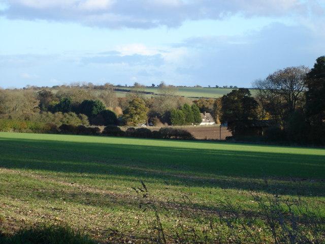 View of Plantation Farm