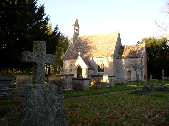 St Stephen's Church, Beechingstoke