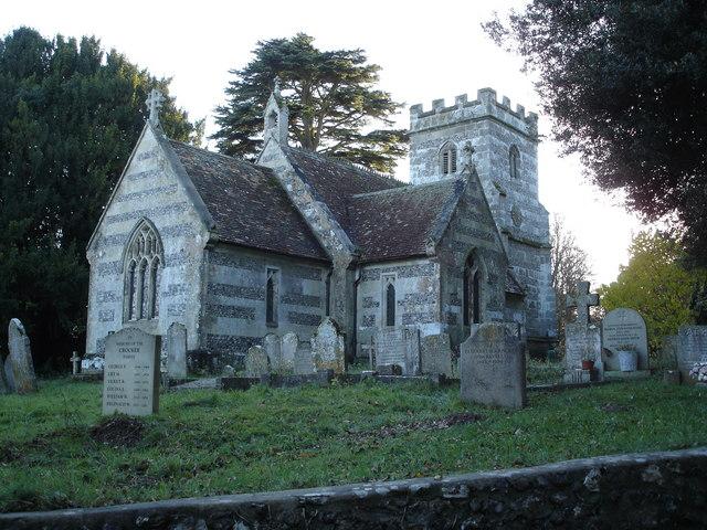Church in Chettle