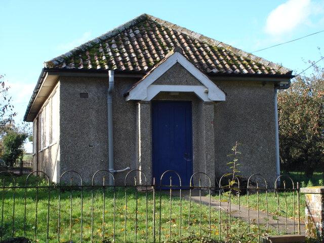 Village Hall in Chettle