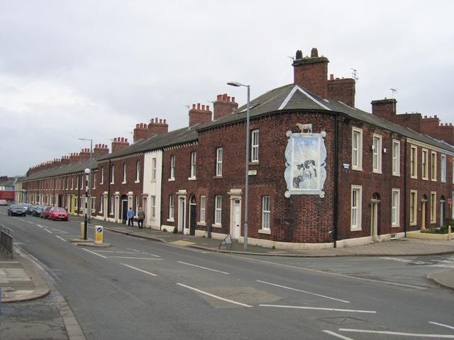 St Nicholas Street, Carlisle