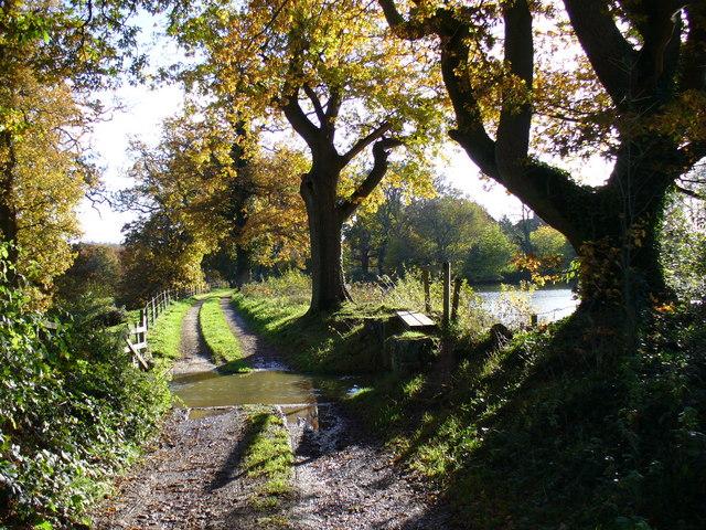 Ford by River Park Farm