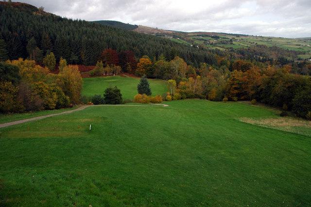 Strathpeffer Golf Course