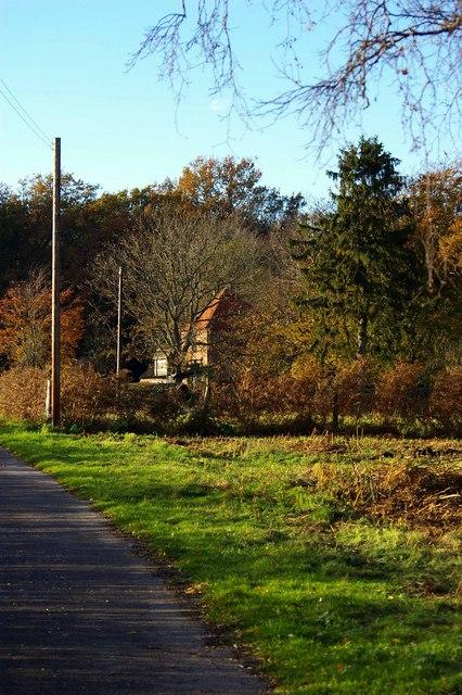 Horncroft Farmhouse