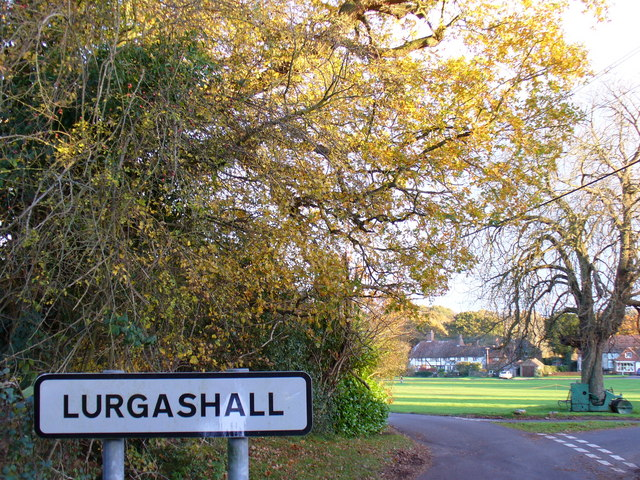 Lurgashall from the West