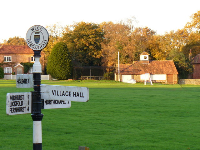 Lurgashall Village Sign